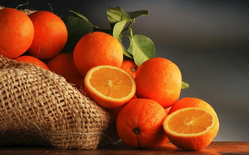 Апельсины-фото