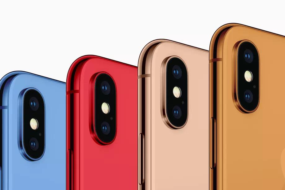Apple запускает новые цвета iPhone 1