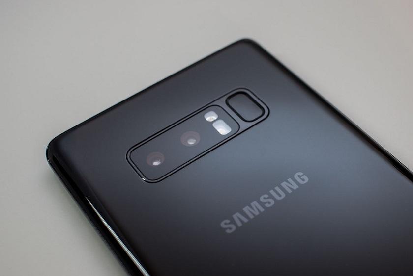 Бой между лидерами рынка сравнение Apple iPhone X vs Samsung Galaxy Note 8 - камера galaxy note 8