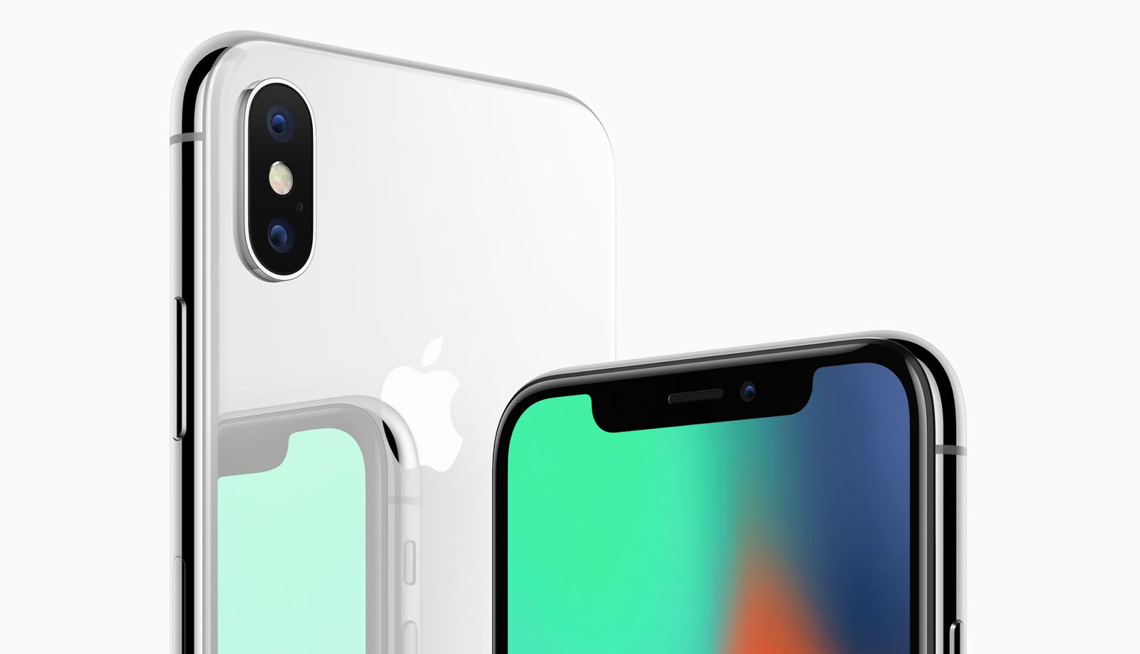 Бой между лидерами рынка сравнение Apple iPhone X vs Samsung Galaxy Note 8 - камеры iPhone x