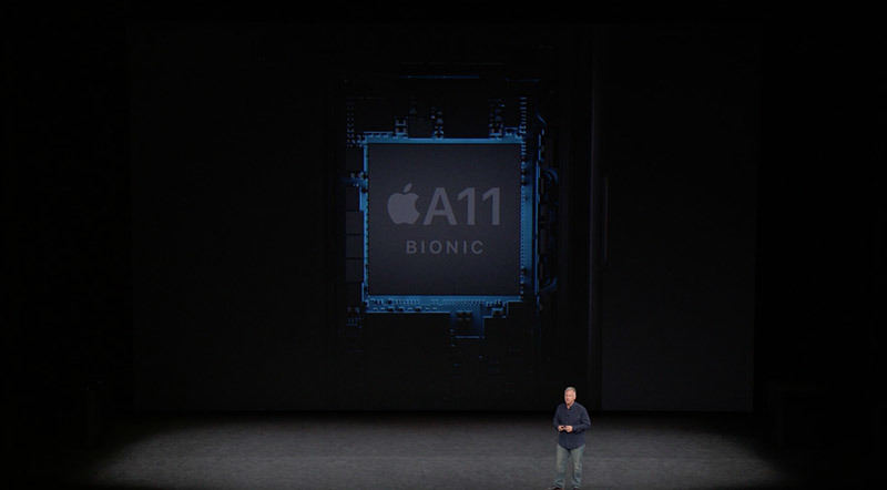 Бой между лидерами рынка сравнение Apple iPhone X vs Samsung Galaxy Note 8 - процессор apple