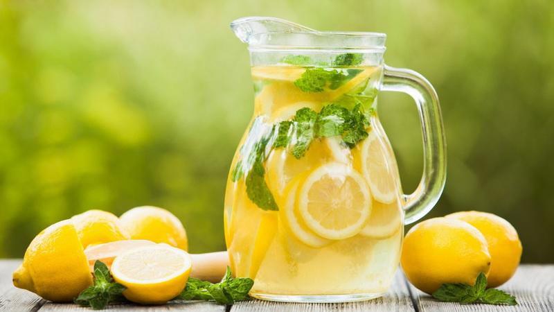 Домашний лимонад-рецепты