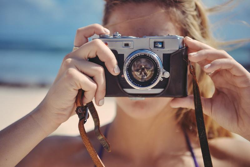 Фотосет на пляже-как провести отпуск