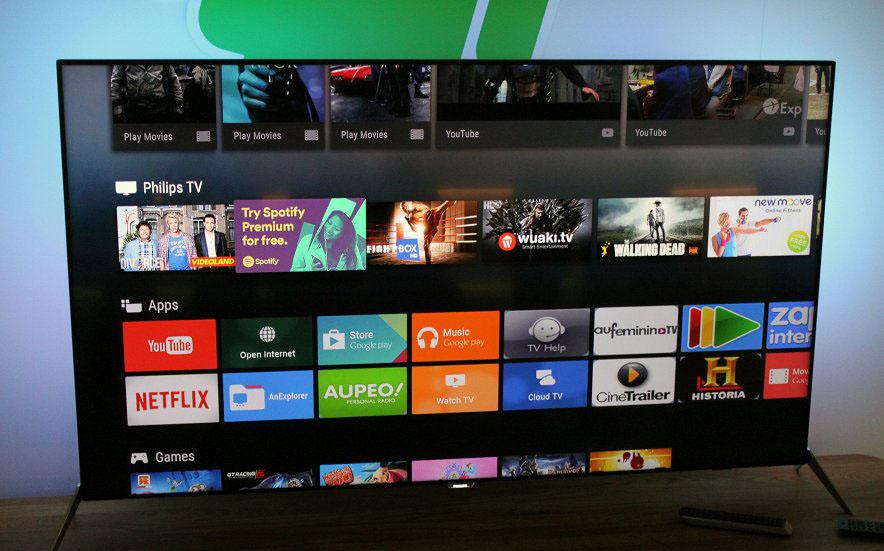 Качество лучше, чем в кинотеатре обзор телевизоров с широкой диагональю - Android TV На большой диагонали