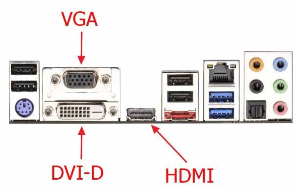 Как подключить компьютер к телевизору 6