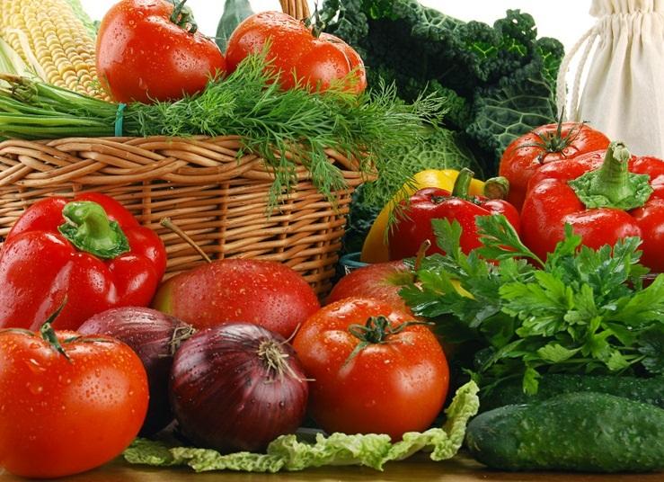 Летние блюда и блендеры что можно приготовить с разными насадками - свежие овощи