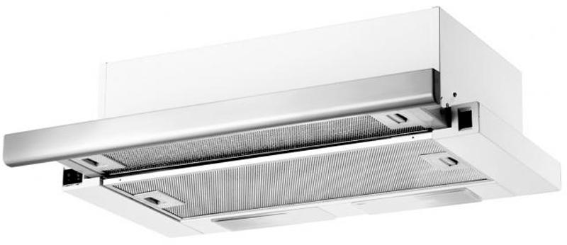 Лучшие встраиваемые вытяжки для маленькой кухни - Ventolux GARDA 60 WH (450)