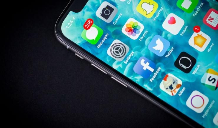 Назван самый продаваемый смартфон 2018 года - OLED экран iPhone X