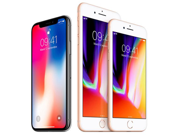 Назван самый продаваемый смартфон 2018 года - iPhone 2017 года