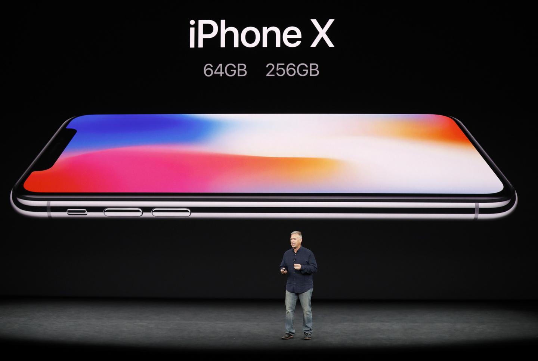 Назван самый продаваемый смартфон 2018 года - презентация iPhone X