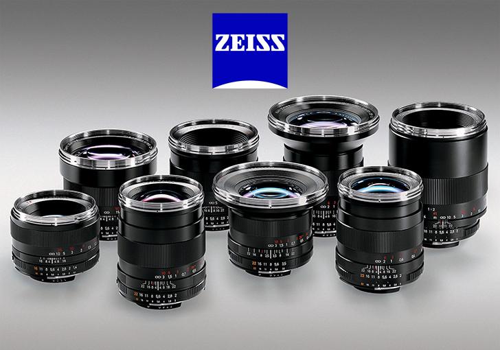 другие объективы Zeiss
