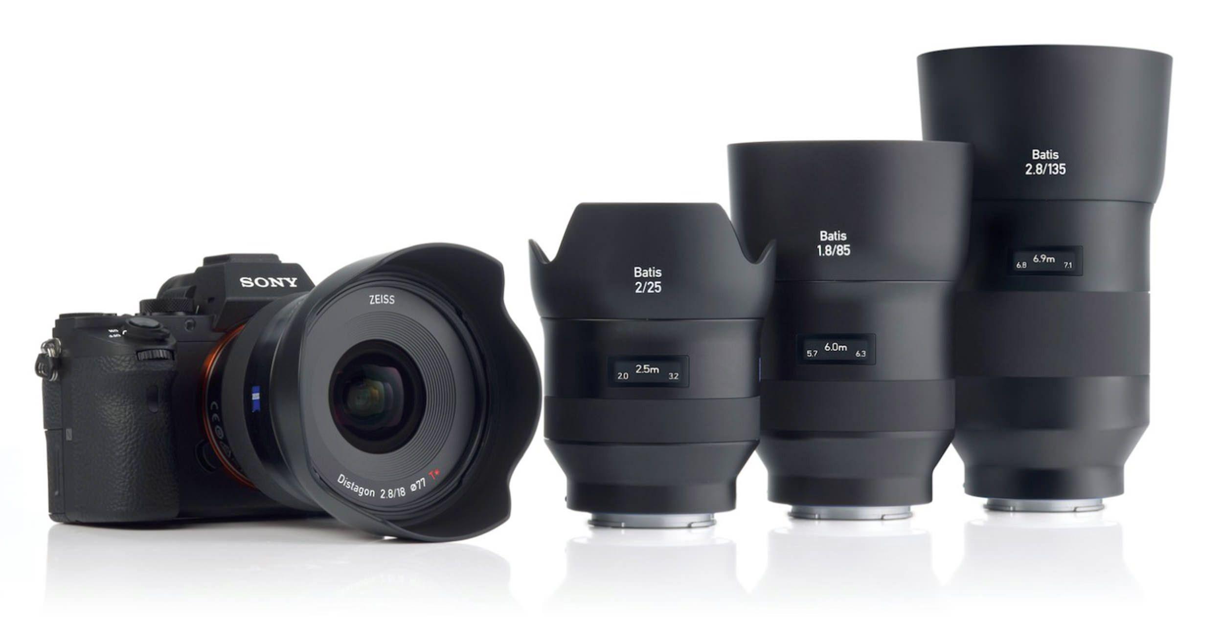 Невероятный объектив Zeiss Batis 240 CF изображения уже в сети - объективы Zeiss и фотоаппарат Sony