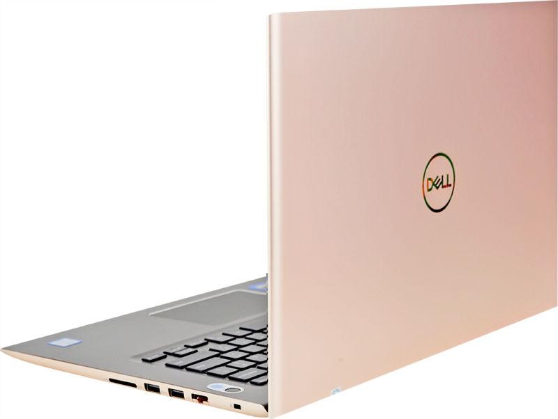 Ноутбук Dell Vostro 5471 - характеристика модели - корпус ноутбука Dell