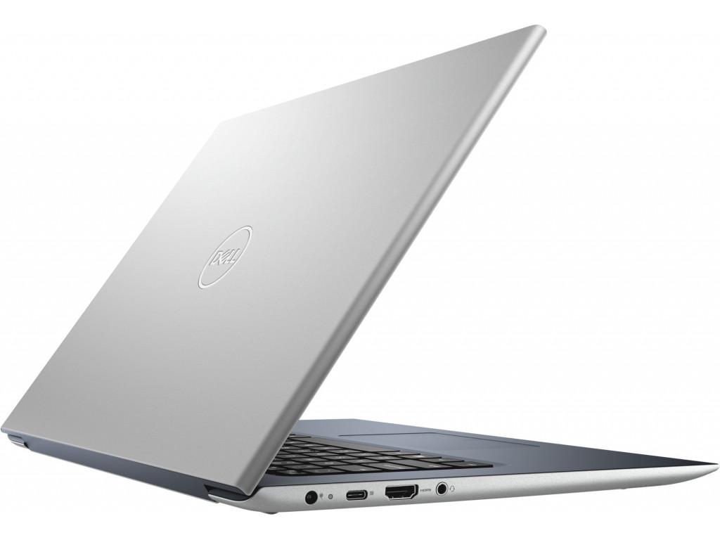 Ноутбук Dell Vostro 5471 - характеристика модели - ноутбук Dell в полуоткрытом состоянии