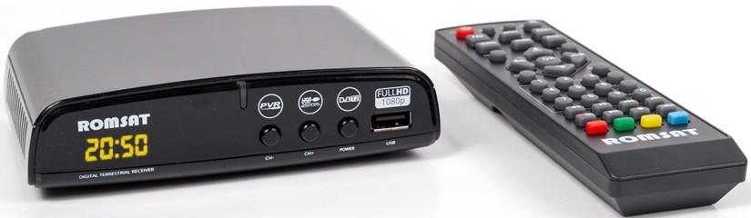 Новое поколение эфирного телевидения_цифровое качество формата Т2 - внешний тюнер т2