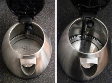 Папка «Фото», Как почистить электрический чайник. Пошаговое руководство – накипь.