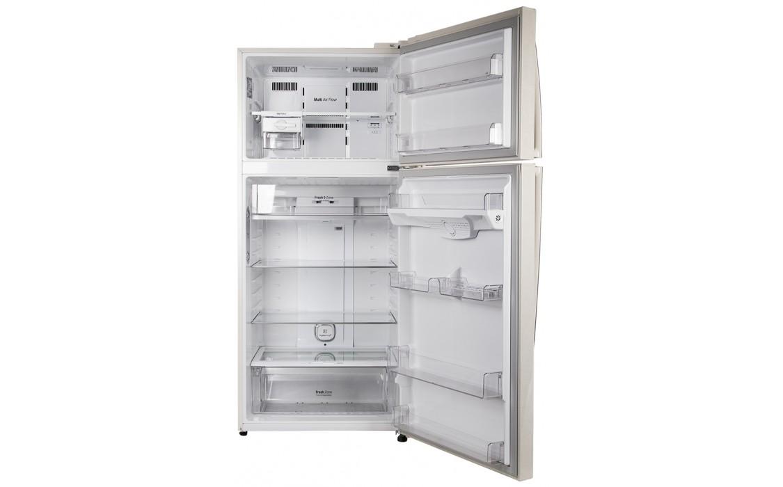 Папка «Фото», Не нужно наклоняться- обзор холодильников с верхней морозильной камерой – LG GN-H702HEHZ.