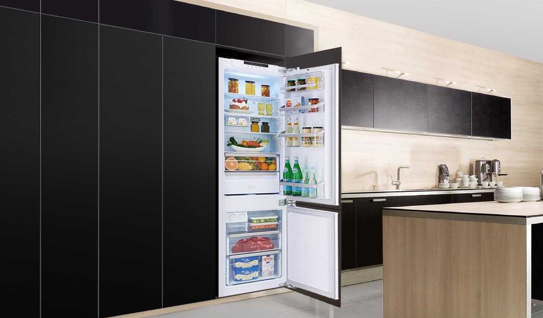Папка «Фото», Не нужно наклоняться- обзор холодильников с верхней морозильной камерой – встроенный холодильник.