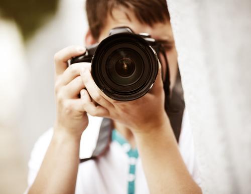 Первый фотоаппарат 2