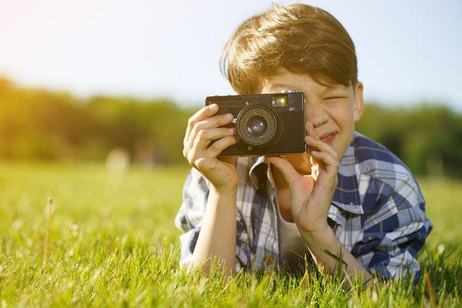 Первый фотоаппарат 5