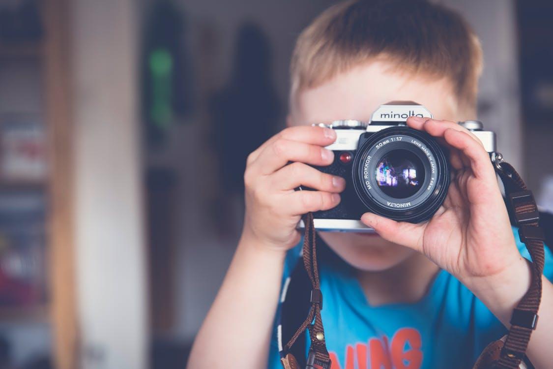 Первый фотоаппарат 7