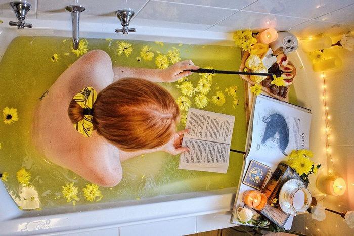 Релакс в ванной-фото 2
