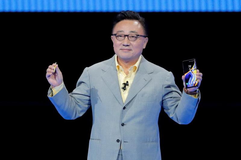 Samsung Galaxy Note 9-фото с мероприятия 4