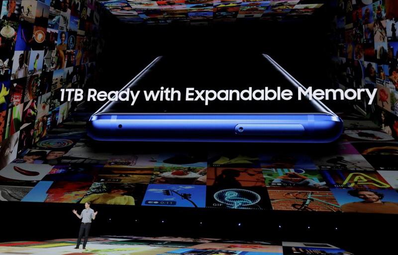 Samsung Galaxy Note 9-фото с мероприятия 5