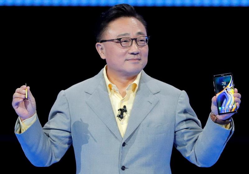 Samsung Galaxy Note 9-фото с мероприятия 8