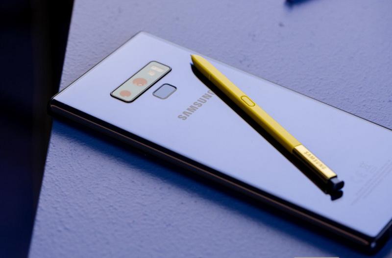 Samsung Galaxy Note 9-крутой флагман со стилусом