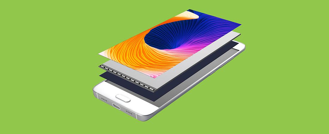 Сочность и яркость_смартфоны с лучшими экранами - строение экрана