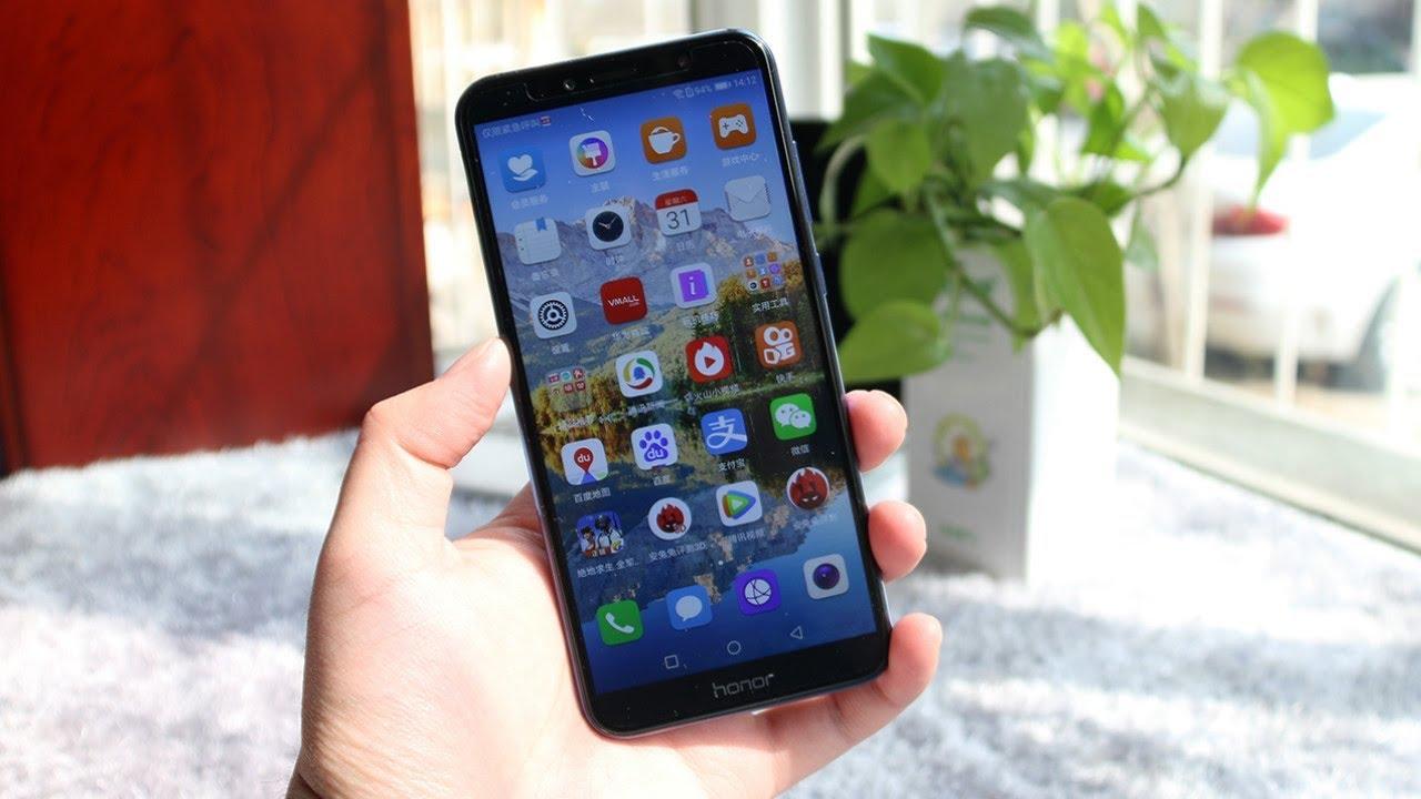 Топ недорогих смартфонов, которые неожиданно хороши - Honor 7A