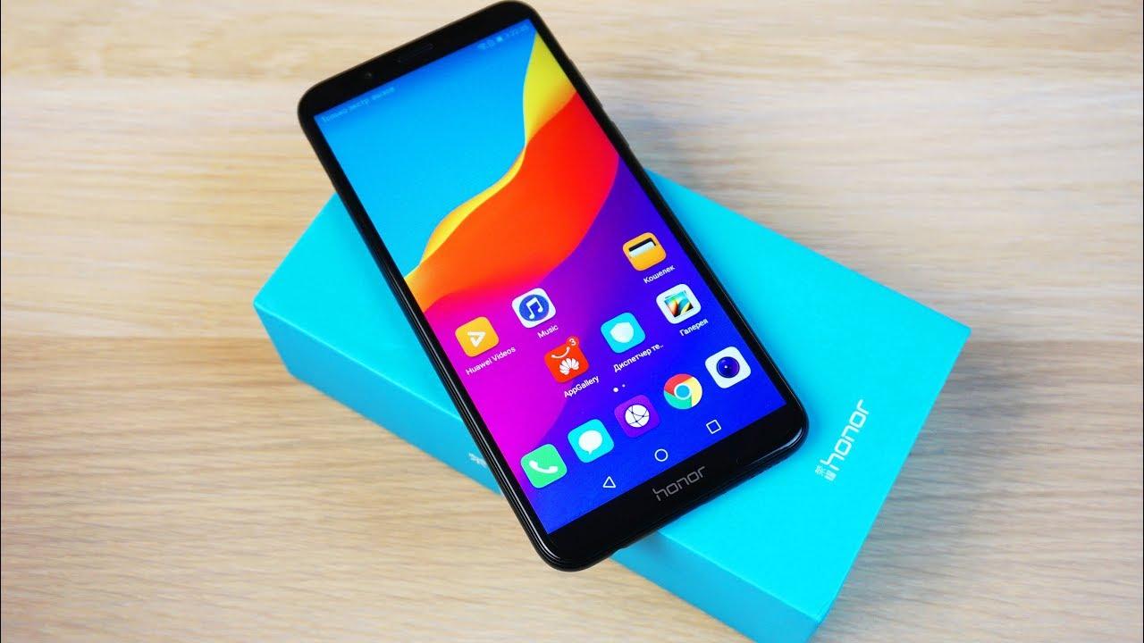 Топ недорогих смартфонов, которые неожиданно хороши - Honor 7C Pro