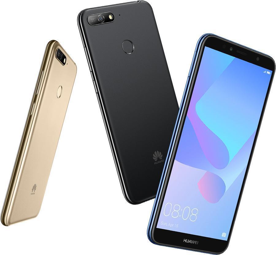 Топ недорогих смартфонов, которые неожиданно хороши - Huawei Y6 Prime 2018