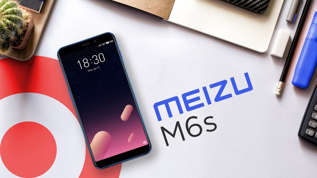 Топ недорогих смартфонов, которые неожиданно хороши - Meizu M6s