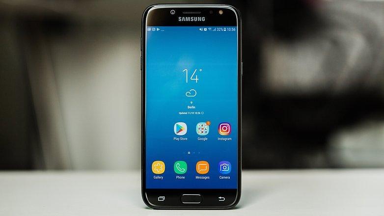 Топ недорогих смартфонов, которые неожиданно хороши - Samsung Galaxy J5 2017