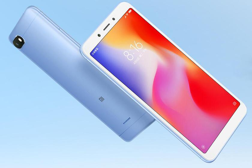 Топ недорогих смартфонов, которые неожиданно хороши - Xiaomi Redmi 6A
