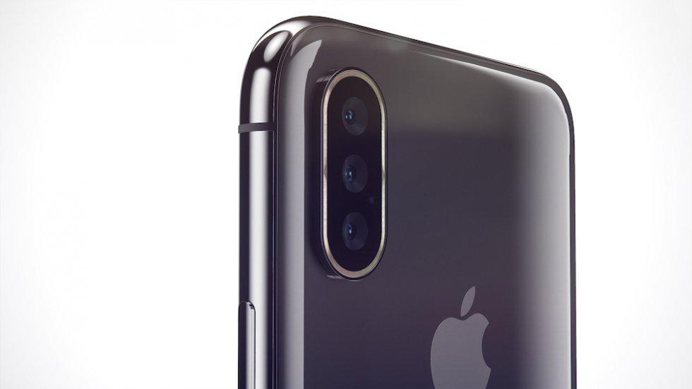 В iPhone 2019 года появится тройная камера - тройная камера