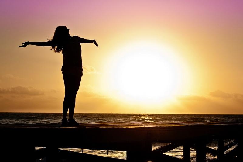 Восход солнца-лучшее время для пробуждения