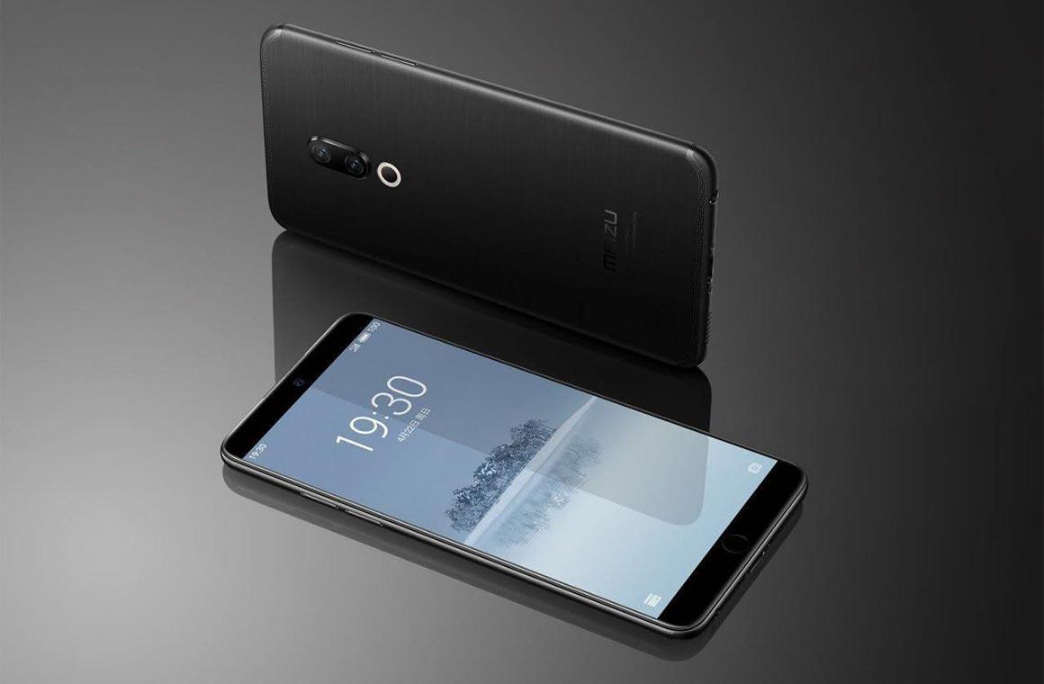 два смартфона Meizu