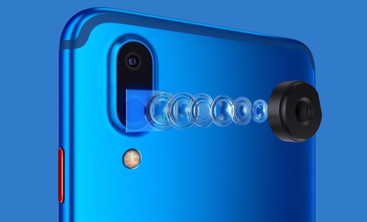 Возможный Meizu 16 засветился на фото - линза камеры Meizu