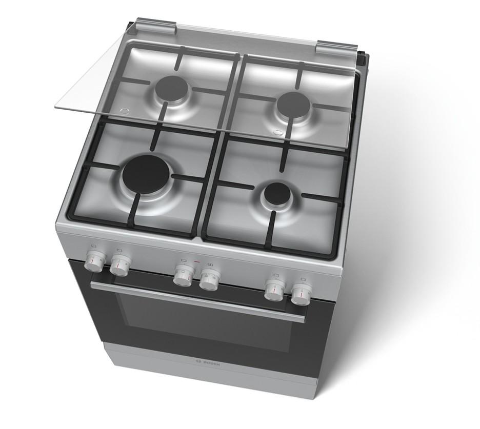 Выпечка, как в пекарне что для этого нужно Лучшие духовые шкафы для вашей кухни - Bosch HGD625255Q