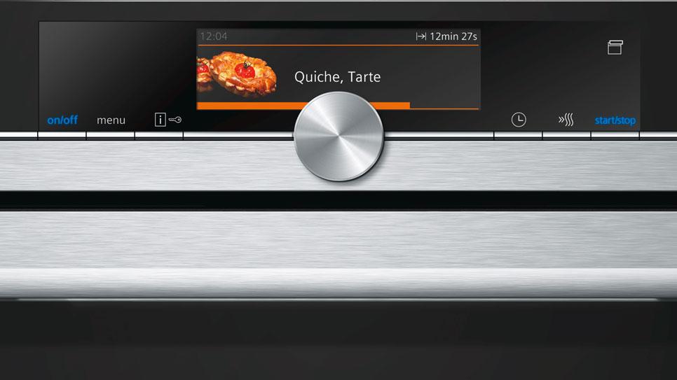 Выпечка, как в пекарне что для этого нужно Лучшие духовые шкафы для вашей кухни - Siemens HN678G4S1