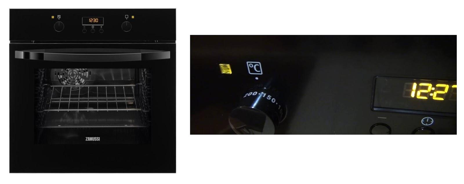 Выпечка, как в пекарне что для этого нужно Лучшие духовые шкафы для вашей кухни - Zanussi ZOB35702BV