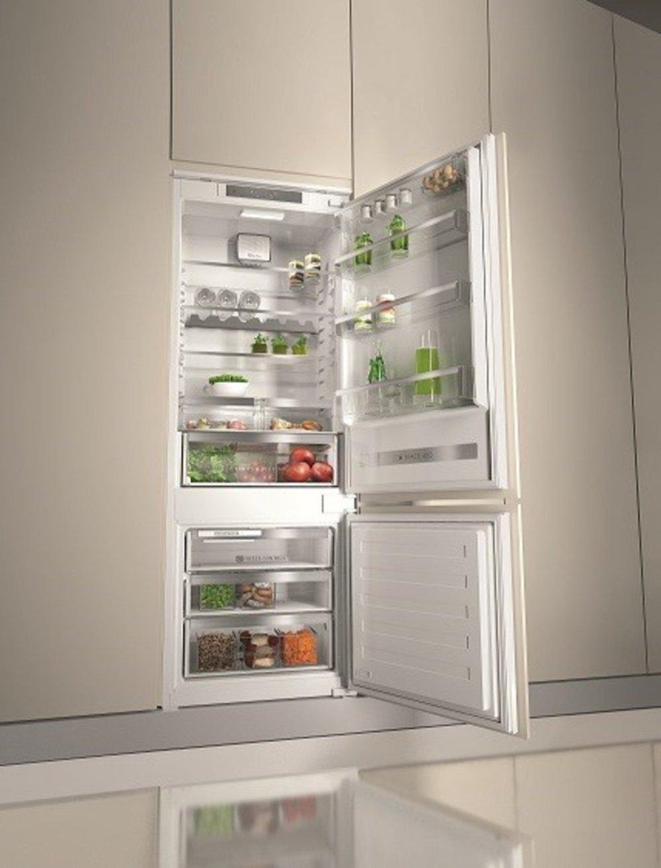 Замораживайте молниеносно обзор морозильных камер с функцией быстрой заморозки - холодильник с морозильной камерой