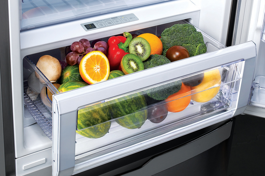 Замораживайте молниеносно обзор морозильных камер с функцией быстрой заморозки - морозилка в холодильнике