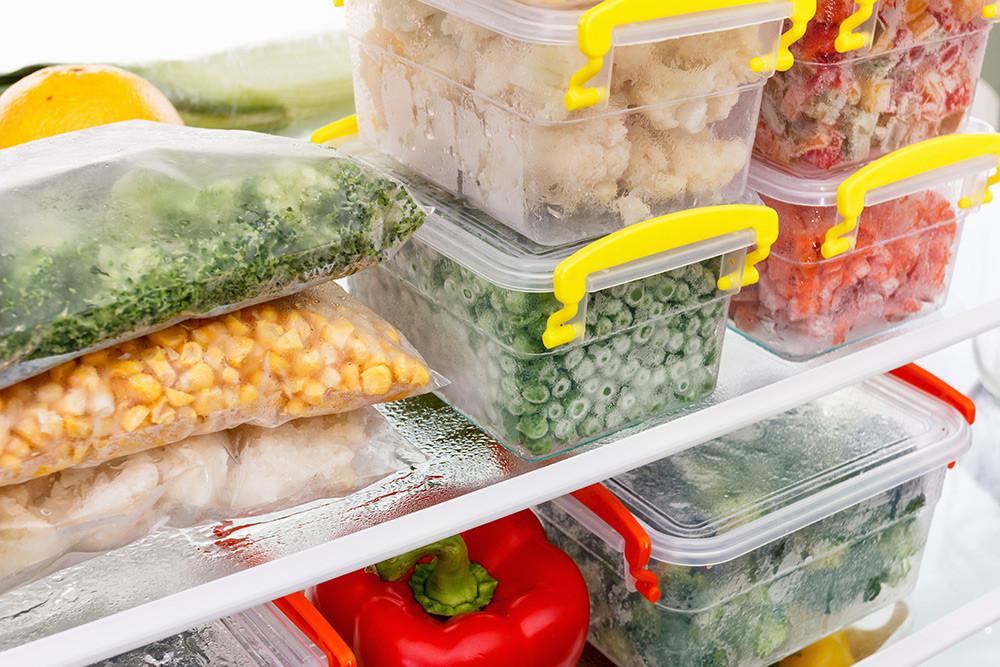 Замораживайте молниеносно обзор морозильных камер с функцией быстрой заморозки - продукты в морозильной камере