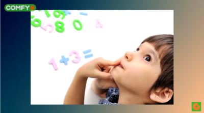 Как научить ребенка 3-х лет считать
