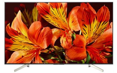 Телевизор Sony KD55XF8596BR2