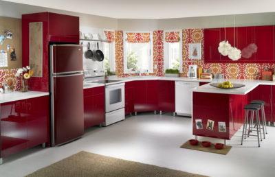 Червона кухня